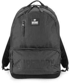 Superdry Surplus Multi-Zip Montana Backpack