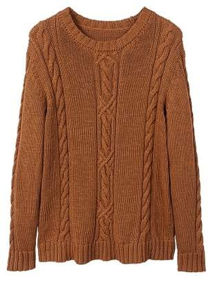 Mango man MANGO MAN Cable-knit cotton sweater