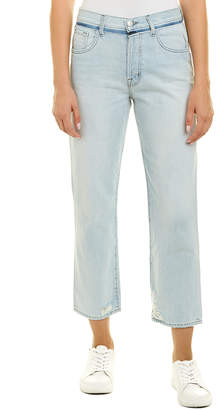 J Brand Wynne Gemini High-Rise Crop