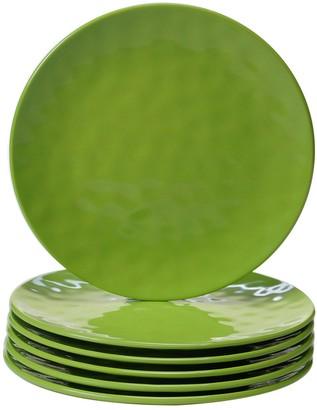 Certified International 6-pc. Salad Plate Set