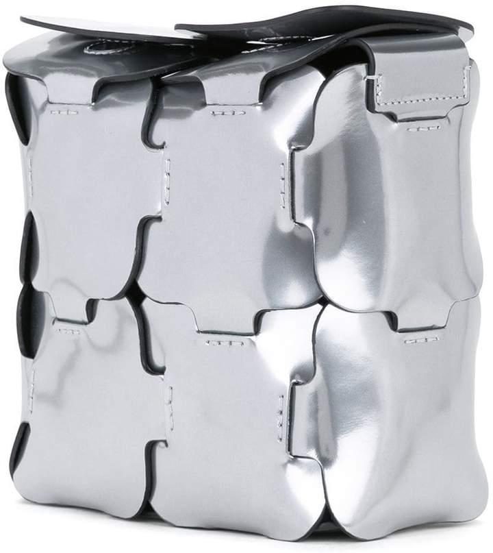 Paco Rabanne Puzzle cross body bag