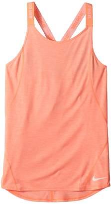 Nike Dry Training Tank Top Elastika Girl's Sleeveless