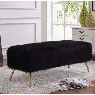 Mercer41 Palomar Upholstered Bench