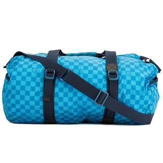 Louis Vuitton Blue Damier Practical Nylon Aventure Boston Bag (4042011)