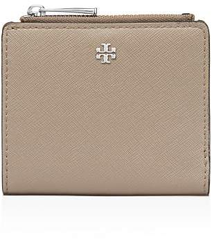 Tory Burch Robinson Mini Leather Wallet