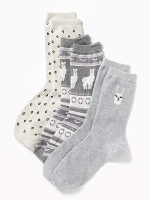 Old Navy Socks 3-Pack for Women