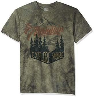 The Mountain Men's Tri-Blend Explore More T-Shirt