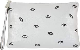 Aimee Kestenberg Pebble Leather Eye Love Pouch