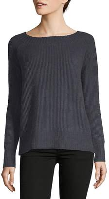 Inhabit Women's Rib-Knit Sweater - Dusk, Size x-small