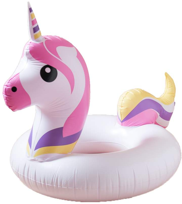 ANKIT HOME Emoji Unicorn Multicolored Pool Float 2