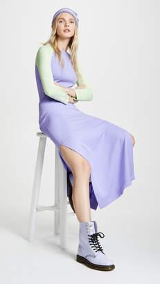 Marc Jacobs Redux Grunge Colorblock Dress