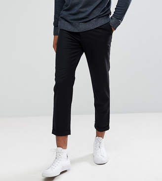 Bellfield TALL Cropped Pants With Pleated Front