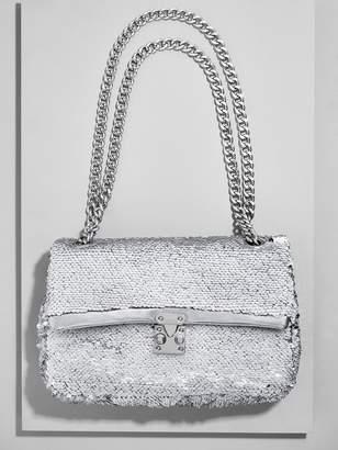 BaubleBar Sequin Shoulder Bag