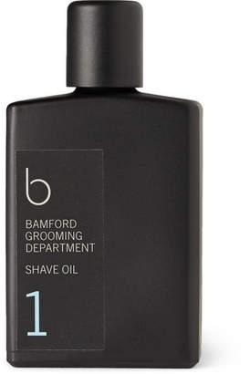 Bamford Grooming Department - Shave Oil, 30ml