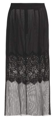 Dolce & Gabbana Mesh midi skirt