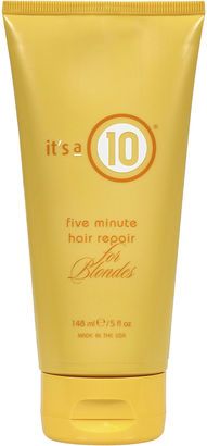 ITS A 10 It's a 10 Five-Minute Hair Repair for Blondes - 5 oz. $19.96 thestylecure.com