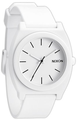 Nixon 'The Time Teller' Watch, 40Mm $60 thestylecure.com