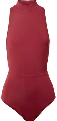 Haight - Kate Swimsuit - Claret
