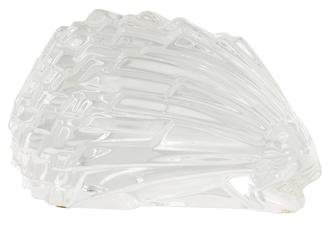 Baccarat Crystal Porcupine Paperweight