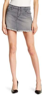 James Jeans Mia Frayed Hem Skirt