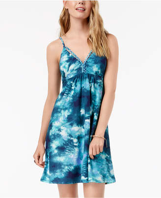 Planet Gold Beautiful Floral Dress