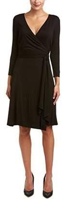 Max Studio MAXSTUDIO Women's Knit Wrap Dress