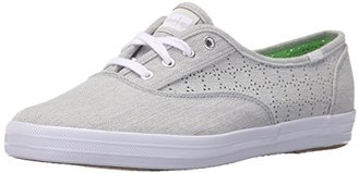 Keds Women's Champion Perf Fashion Sneaker $24.99 thestylecure.com