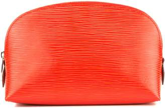 Louis Vuitton Coquelicot Epi Leather Cosmetic Pouch (Pre Owned)