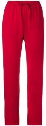 RED Valentino drawstring trousers