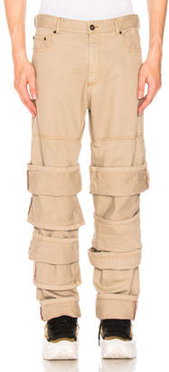 Y/Project Y Project Multi Cuff Jeans