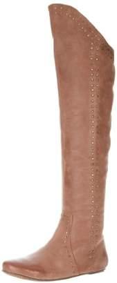 D-Segno Women's Sofia Tall Flat Boot