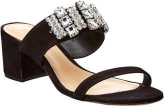 Schutz Mirians Suede Sandal