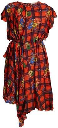 Preen Line Ora floral-print dress