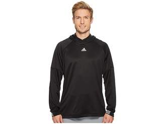adidas Team Issue Lite Pullover Hoodie Men's Sweatshirt