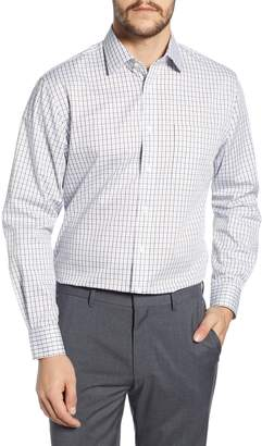 Nordstrom Traditional Fit Non-Iron Check Dress Shirt