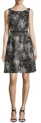 Laundry By Shelli Segal Sleeveless Embellished Cocktail Dress, Black $525 thestylecure.com