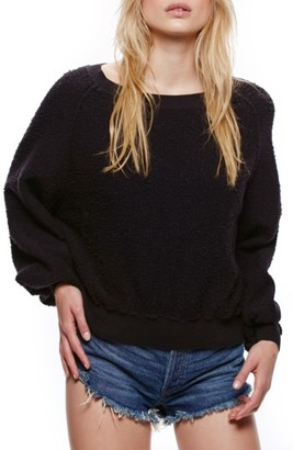 Women's Free People Found My Friend Sweatshirt $78 thestylecure.com