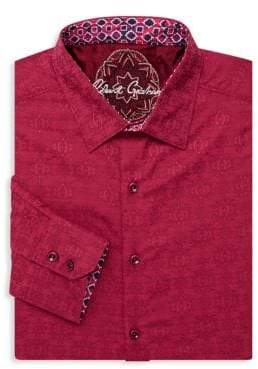 Robert Graham Cullen Cotton Dress Shirt