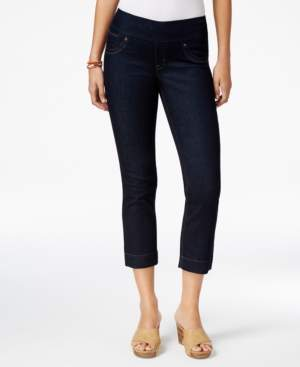 Style&Co. Style & Co Pull-On Capri Jeans, Created for Macy's