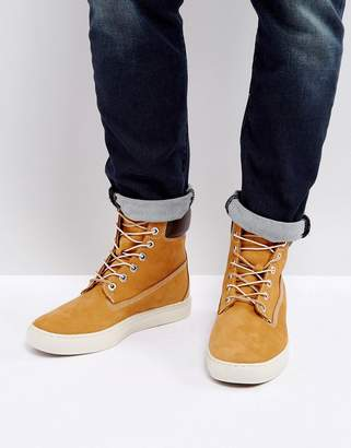 Timberland (ティンバーランド) - Timberland Newmarket Cupsole 6 Inch Boots