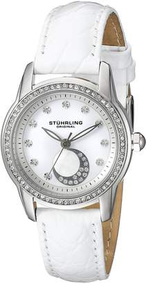 Stuhrling Original Women's 561.01 Countess Analog Display Quartz Watch