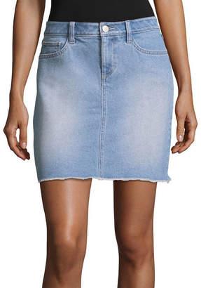 A.N.A Denim Mini Skirt - Tall 17