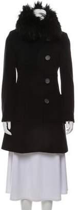 Andrew Marc Wool Short Coat