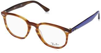 Ray-Ban Unisex Adults' 0RX 7151 5799 52 Optical Frames