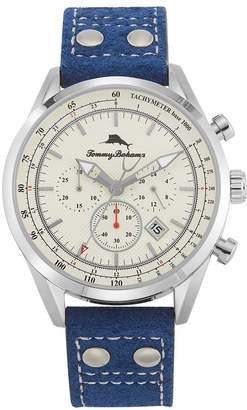 Tommy Bahama Shore Road Chronograph Watch, Stainless Steel Case