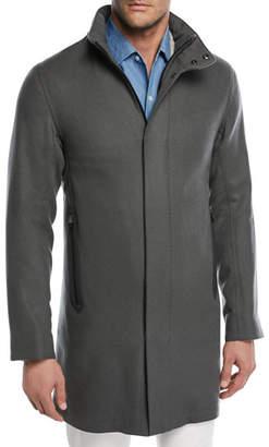 Loro Piana Shieldey Cashmere Winter Light Coat