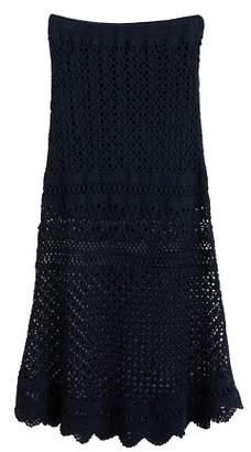 MANGO Crochet skirt