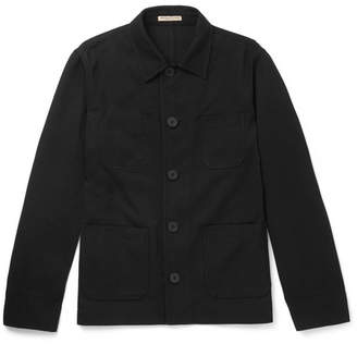 Bottega Veneta Textured Cotton-Blend Jacket