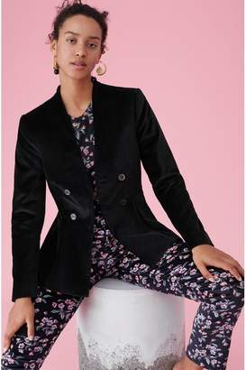 Rebecca Taylor Velveteen Jacket