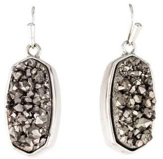Kendra Scott Danay Druzy Drop Earrings